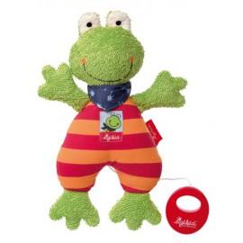 Follunder Frog