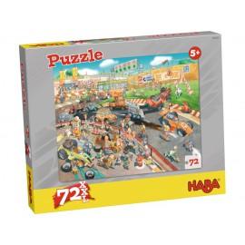 Puzzle Course automobiles