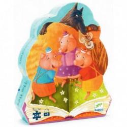 024 Trois petits cochons