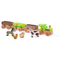 Baby Train ferme