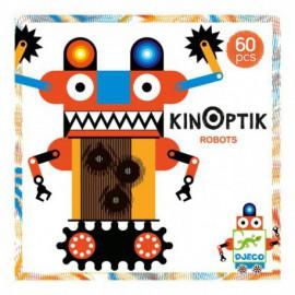 Kinoptic Robots