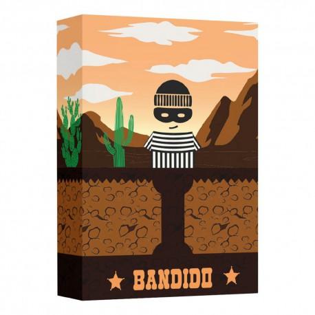 Bandido - Jeux coopératifs - Jeux en solo - Jeux de société - Pour les enfants (5-7 ans) - Pour tous (8 ans - Adulte)