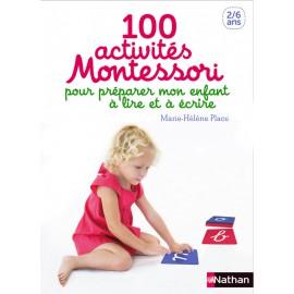 100 activtés Montessori