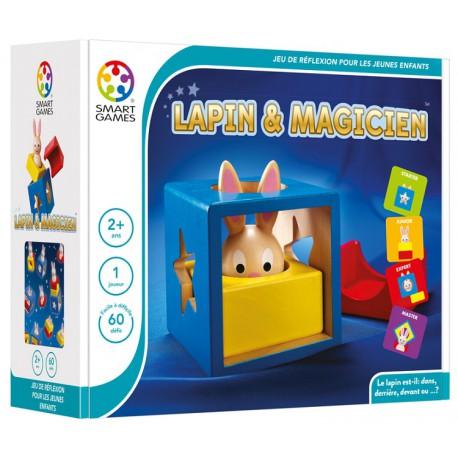 Lapin & Magicien - Smart Games - Jeux logiques