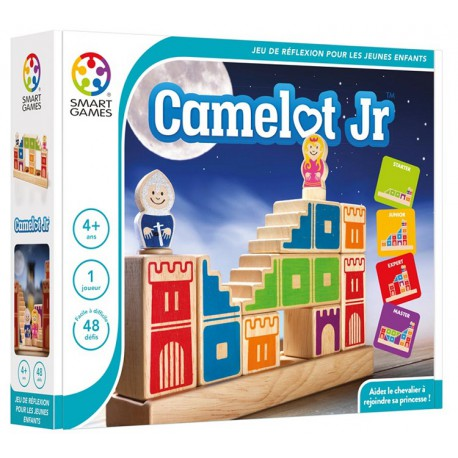Camelot junior - Smart Games - Jeux en solo