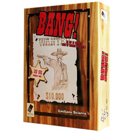 Bang ! - Asmodée - Jeux de société - Pour tous (8 ans - Adulte)