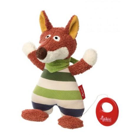 Fudallo Fox - Sigikid - Doudous musique - Les tout-petits