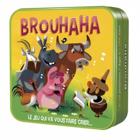 Brouhaha - Coktail Games - Pour les enfants (5-7 ans) - Jeux de société
