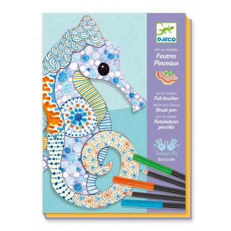 7-13 Art du motif - 7-13 ans - Loisirs créatifs