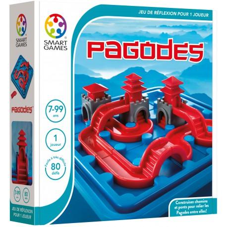 Pagodes - Smart Games - Jeux en solo