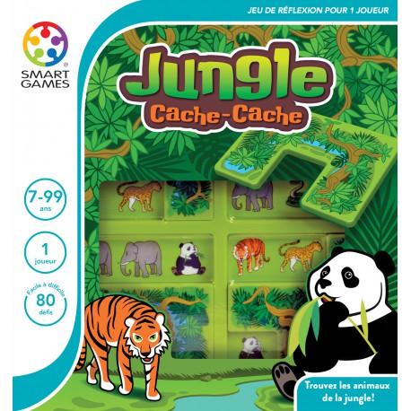 Jungle Cache-cache - Smart Games - Jeux en solo