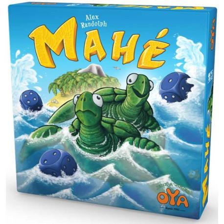 Mahé - OYA - Pour les enfants (5-7 ans) - Jeux de société - Pour tous (8 ans - Adulte)