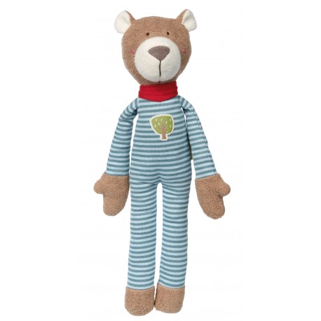 Ours Green - Sigikid - Les tout-petits - Jouets tissu - Peluches