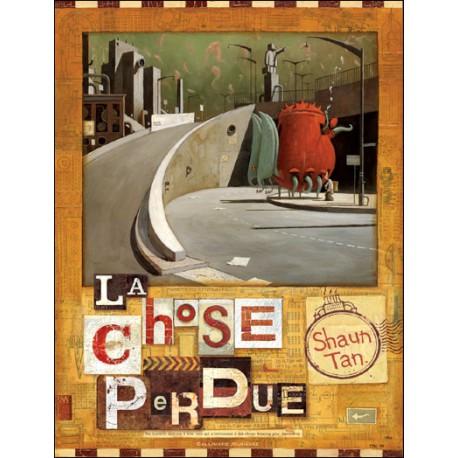 La Chose perdue - GALLIMARD - Albums à partir de 5 ans - Livres jeunesse