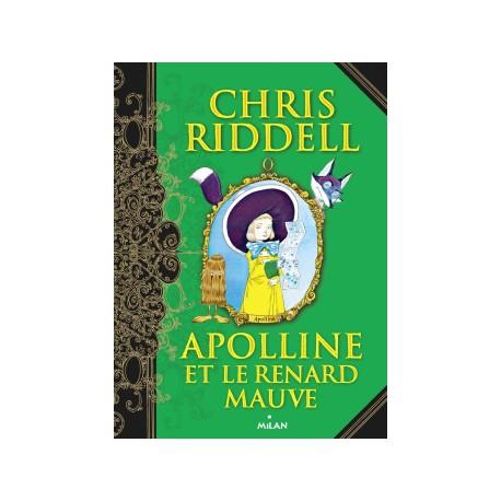 Apolline et le renard mauve - MILAN - Lectures 6-10 ans - Livres jeunesse