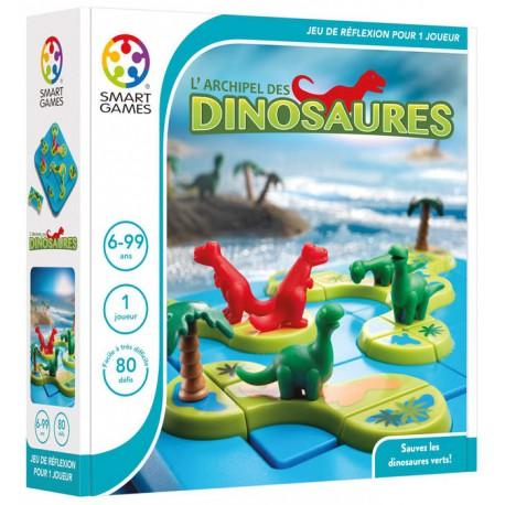 Archipel des Dinosaures - Smart Games - Jeux en solo