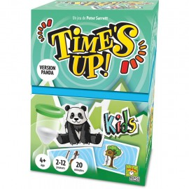 Time's up Kids 2 - Panda