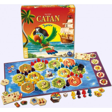 Catane Junior - Filosofia - Pour les enfants (5-7 ans) - Jeux de société