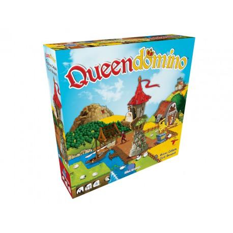 Queendomino - Queen Games - Pour tous (8 ans - Adulte)
