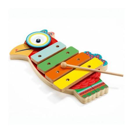Animambo - Djeco - Jouets en bois  - Eveil musical