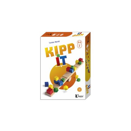 Kippit - Franjos - Jeux en bois - Jeux d'adresse - Pour les enfants (5-7 ans) - Jeux de société - Pour tous (8 ans - Adulte)