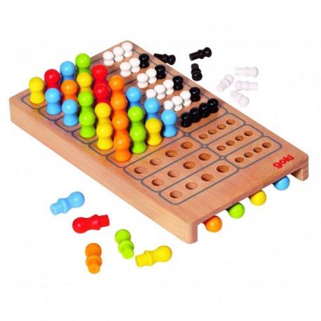 Master Logic - Goki - Jeux en bois - Pour tous (8 ans - Adulte)