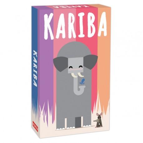 Kariba - HELVETIQ - Pour les enfants (5-7 ans) - Pour tous (8 ans - Adulte) - Jeux de société