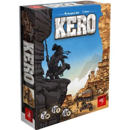 KERO - Hurrican - A partir de 8-10 ans - Jeux de société