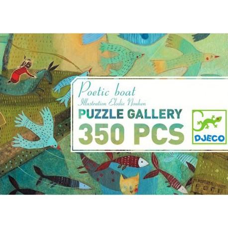 350 Poetic boat - Djeco - DE 100 à 500 pièces - Puzzles