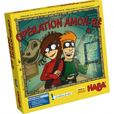 Opération Amon-Rê - HABA - Pour les 8 ans - Adultes