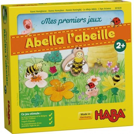 Abella l'abeille - HABA - Jeux de dés - Jeux coopératifs - Pour les 2-5 ans - Jeux de société