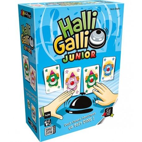 Halli Galli Junior - Gigamic - Observation / Rapidité - A partir de 5-6 ans - Jeux de société
