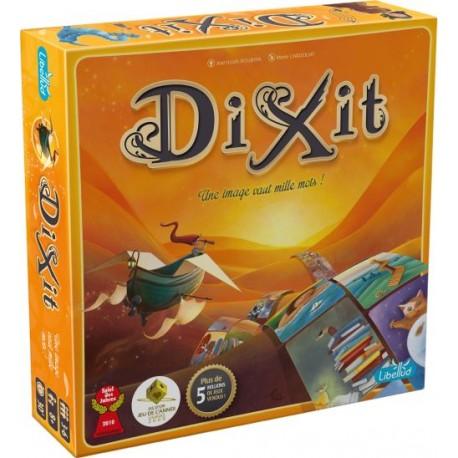 Dixit - Libellud - Jeux d'ambiance - A partir de 8-10 ans - Jeux de société