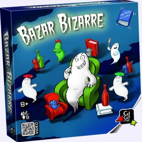 Bazar bizarre - Zoch - Observation / Rapidité - Pour les 8 ans - Adultes - Jeux de société