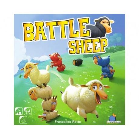 Battle Sheep - Blue Orange - Pour les 8 ans - Adultes - Pour les 5-8 ans - Jeux de société