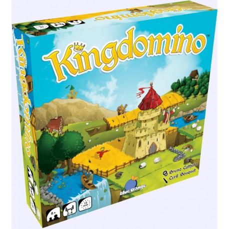 Kingdomino - Blue Orange - Jeux de connexion - Pour les 8 ans - Adultes - Jeux de société