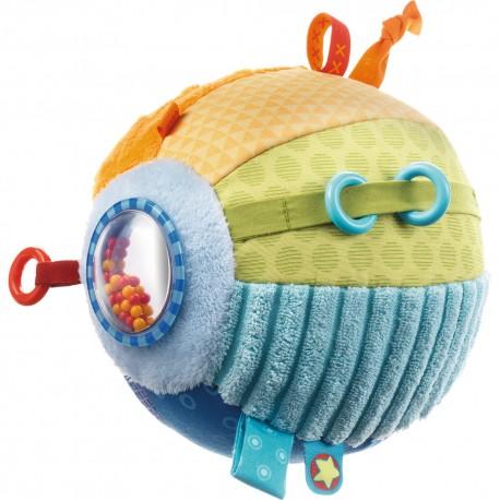 De toutes les couleurs - HABA - Jouets tissu et peluches - Les tout-petits