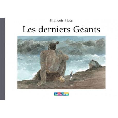 Derniers géants - CASTERMAN - Lectures 6-10 ans - Albums Enfants 5 - 7 ans - Livres jeunesse