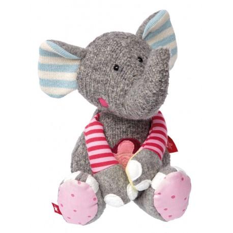 Eléphante - Sigikid - Jouets tissu et peluches - Les tout-petits