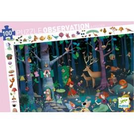 054 la Forêt enchantée