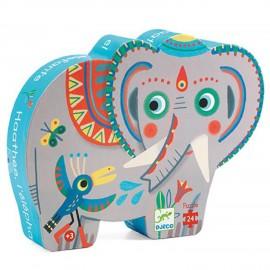 Haathee, éléphant d'Asie