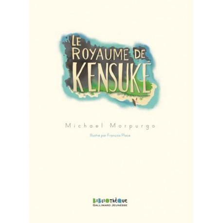 Royaume de Kensuké - GALLIMARD - Romans - Romans à partir de 10 ans - Livres jeunesse