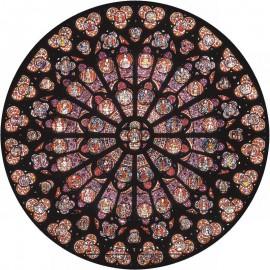 080 - Rosace Notre-Dame