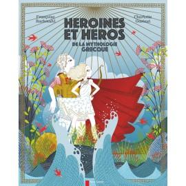 Héroines et héros de la mythologie grecque