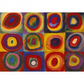 012 Carrés avec cercles (S)