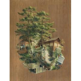 Japaneze Rock Puzzle