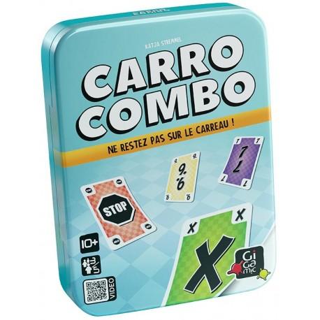 Carro Combo - Gigaic - A partir de 8-10 ans - Jeux de société