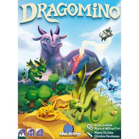 Dragomino - Blue Orange - Pour les 5-8 ans - Jeux de société