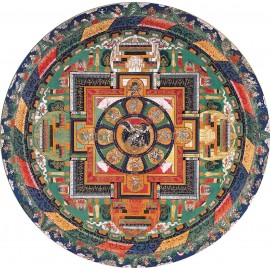 0150 - Mandala de Vajrabhairava