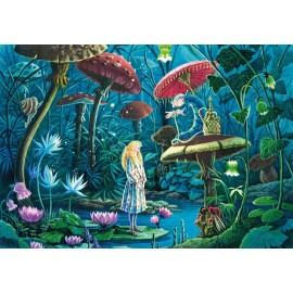 100 Alice au pays des merveilles
